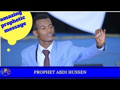"""""""MUST WATCH""""  PROPHET ABDI HUSSEN AMAZING PROPHECY 9 DEC 2017"""