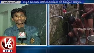 Students Facing Problems with Lack of Facilities in Welfare Hostels | Winter Season | Adilabad