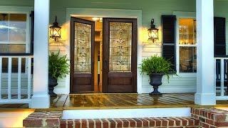 Дверь входная(Видео-блог о дизайне, архитектуре и стиле. Идеи для тех кто обустраивает свой дом, квартиру, дачу, садовый..., 2014-10-20T06:51:44.000Z)