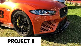 Jaguar XE SV Project 8 600 HP