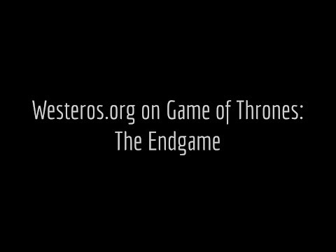 Talking the Game of Thrones Endgame