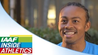 IAAF Inside Athletics - Episode 24 - Aries Merritt