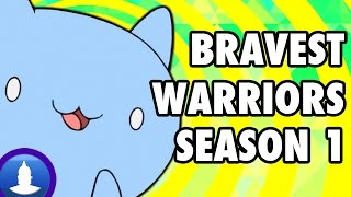 Bravest Warriors Season 1 on Cartoon Hangover (Every Episode)