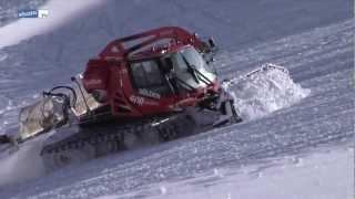 Skiclub Sölden - Vorbereitungen SkiWeltcup 2013