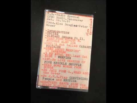 Throbbing Gristle - Alien Soundtrack Pt. I
