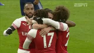 Veja os lances da GOLEADA do Arsenal sobre o Fulham pela 21ª rodada da Premier League