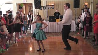Best Father Daughter Dance Ever - Comedian Mike Hanley and his ...