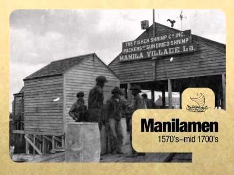 Lives of Manila Men in Louisiana According to Descendants