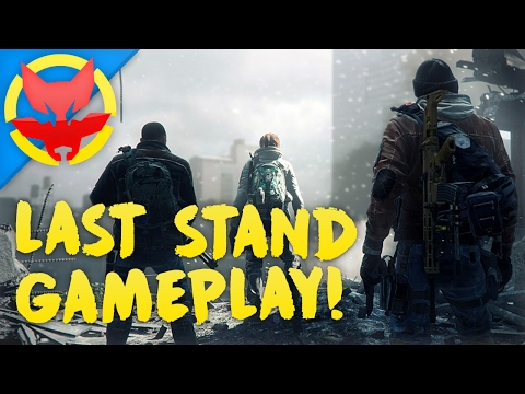 Final Day Of Last Stand! Let's have Some Fun! | The Division 1.6 PTS Last Stand