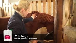 Rekomendacje: Anna Drwal, Stajnia Drwal. Efektywne Mikroorganizmy w hodowli koni.