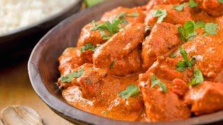 How To Make Butter Chicken Recipe • Chicken Makhani • Murgh Makhani • Indian Butter Chicken Curry