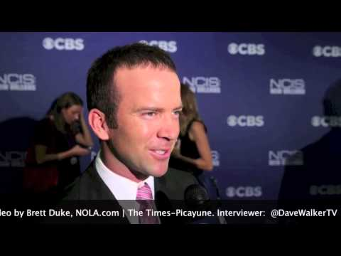 "'NCIS"" New Orleans' video: Lucas Black"
