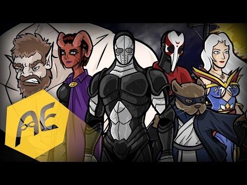 Altered Egos: Meet the Team (Stream Announcement)