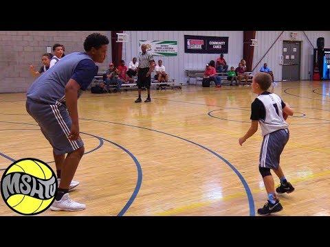 4'5 Tony Pignatello HAS BIG TIME GAME -  EBC Camp Mixtape - Elite Basketball Circuit