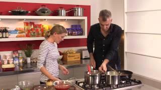 San Remo Pasta Recipes: Lamb And Porcini Mushroom Curly Lasagna