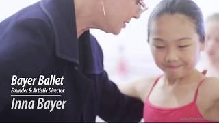 Bayer Ballet Vaganova Center for Excellence |  Breaking Through Barriers