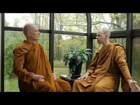 My Life, My Practice: Ajahn Sona in conversation with Pamutto Bhikkhu