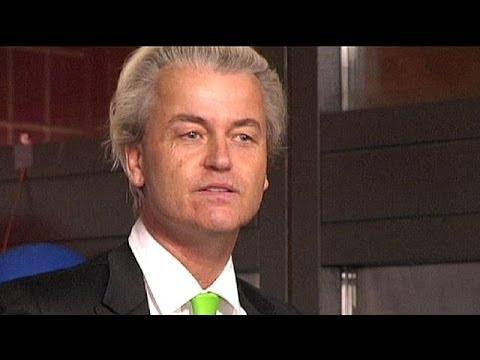 Geert Wilders sparks racist chant storm