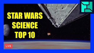 Top 10 Times STAR WARS Got Science Wrong (and Right!) | [OFFICE HOURS] Podcast #051