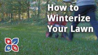 Do My Own Lawn Care - How to Winterize your Yard