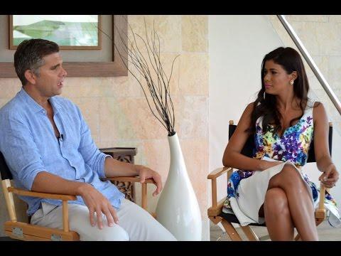 Evelyna Rodríguez entrevista a Christian Meier - Primera Parte