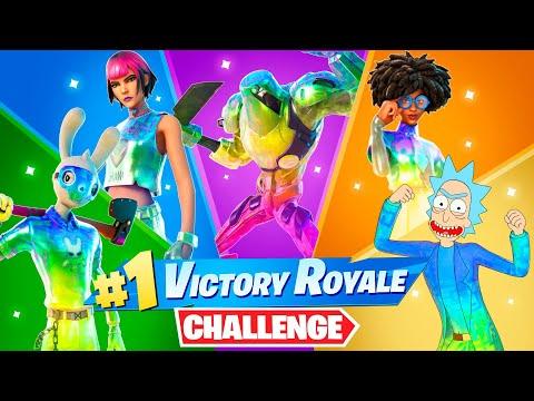 The *RANDOM* Rainbow BOSS Challenge! (Max Level)