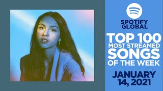Hits Of The Week | Spotify Top 100 Global (14th January, 2021)