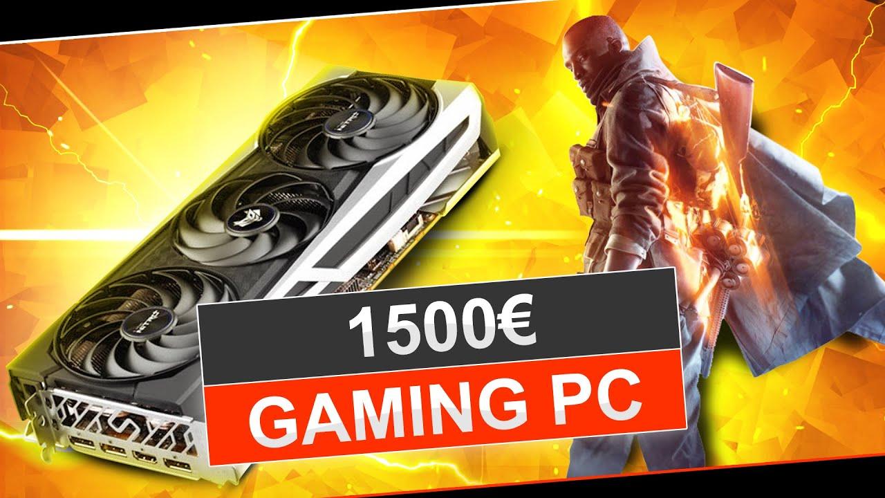 Der BESTE GAMING PC für 1500€! - PERFEKT für WQHD! | PC Konfiguration - Kaufberatung 2021