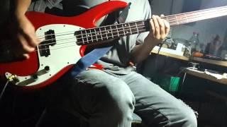 Almafuerte - Mano Brava Cover bass