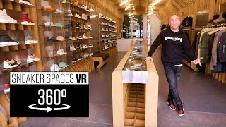 Sneaker Spaces VR // CONCEPTS (BOSTON)