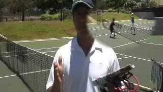 теннис жонглирование.