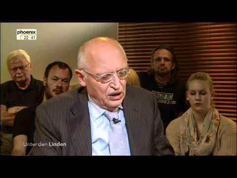 Mehr Europa, weniger Deutschland - Unter den Linden vom 02.07.2012