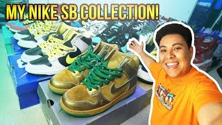 MY NIKE SB COLLECTION *UPDATED*
