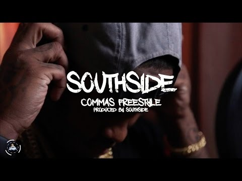 Young Sizzle AKA Southside - 'Commas' Freestyle (Produced by Southside)