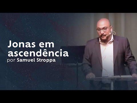 Jonas em ascendência por Samuel Stroppa