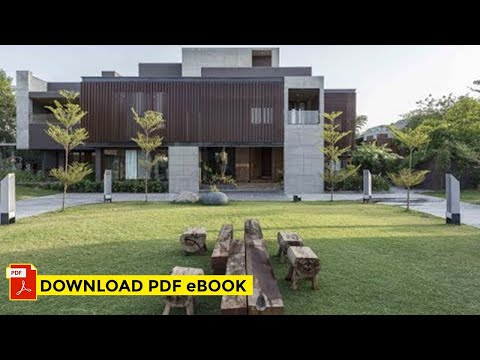 34778 sq. ft Screen House in Ahmedabad by The Grid Architects