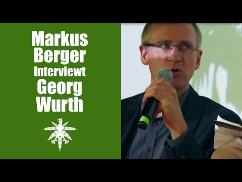 Markus Berger interviewt Georg Wurth @ Mary Jane 2016