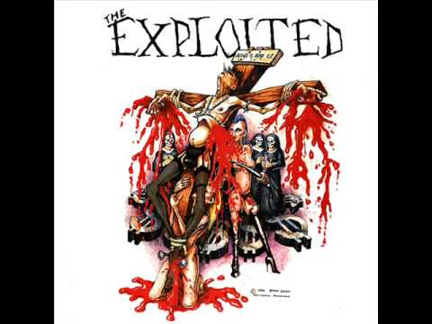 The Exploited-Jesus Is Dead