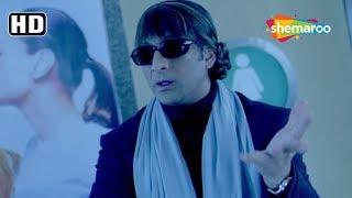 Arshad Warsi keeps harassing Ajay Devgn, Tushar Kapoor, Shreyas Talpade -  Golmaal Comedy Scene