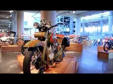 Barber Vintage Motorcycle Museum 01-20-14