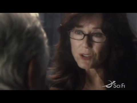 Battlestar Galactica - Laura Asks Cottle For A Favor