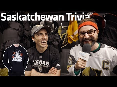 Saskatchewan Trivia with the Vegas Golden Knights
