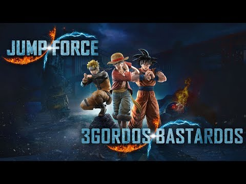 Reseña Jump Force | 3GB