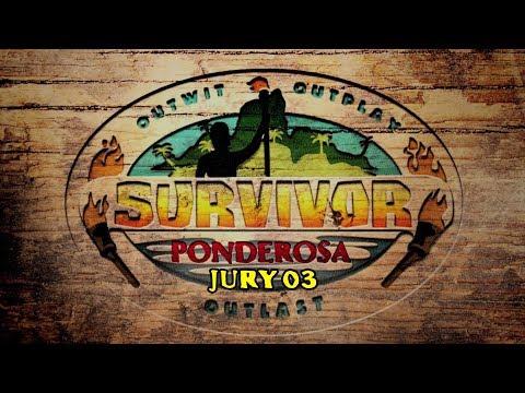 Ponderosa #03: Survivor 37 David Vs. Goliath