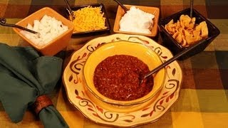 Vickie's Almost Famous Chili