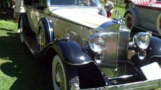 1932 Packard Twin Six Phaeton