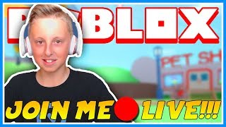 🔴 Roblox Live Stream Tuesday Playing Phantom Forces, Shark Bite, MM2, Jail Break & MORE Join Me!