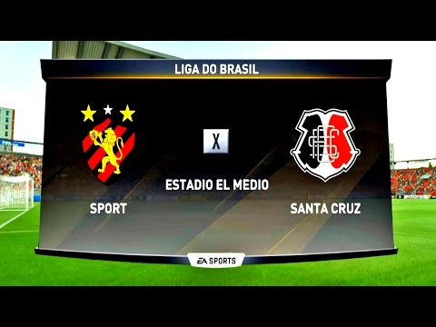 SPORT X SANTA CRUZ ( 1080p / 60FPS ) FIFA 17
