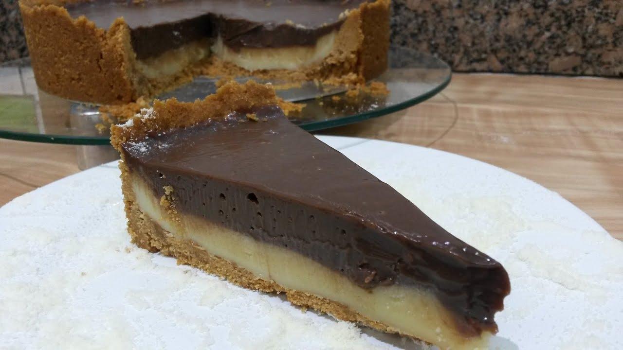 Top Torta de Leite Ninho com Chocolate - YouTube DD39