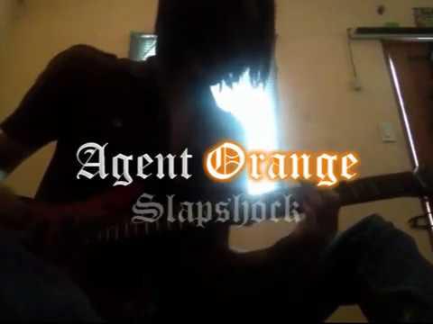 Slapshock - Agent Orange (Cover by Ryan Guarino)